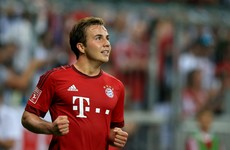 Liverpool confident of bringing Mario Gotze to Anfield on cut-price deal