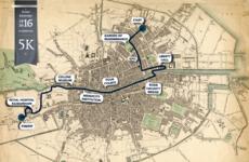 Dublin City Council launch unique 5k run to commemorate the 1916 Rising