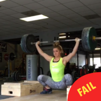 This weightlifter just pulled off the most hilariously awful gym fail