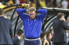 Harry Redknapp's international cameo ends with a hammering in Australia