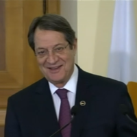 Cypriot president criticised for 'there's always a woman' remark after plane hijack