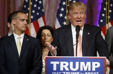 Donald Trump's campaign manager charged with battery of female reporter