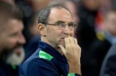 Elliot, McShane and O'Kane handed starts in experimental Ireland side