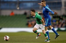 As it happened: Ireland v Slovakia, international friendly