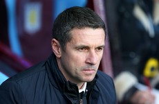 Things go from bad to worse for Aston Villa as Remi Garde finally bites the bullet