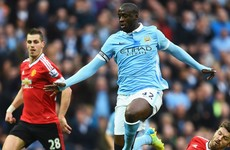 No birthday cake and no new contract offer, Yaya Toure set to quit Manchester City