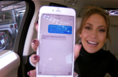 Leo DiCaprio sent J Lo a MORTIFYING text message... It's The Dredge