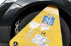 Clampers forced to stand-down due to hour change glitch