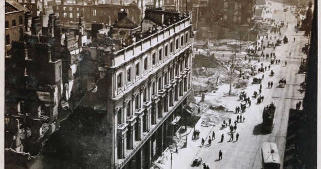 1916 Liveblog Day 4: Dublin burns and 32 civilians killed in a bloody, bitter day for the Rising