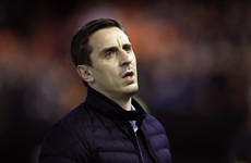 Gary Neville sacked by Valencia after just 4 months in charge