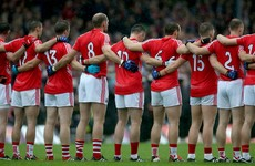 8 Cork players who featured in 2015 Munster final replay will miss Sunday's Kerry rematch