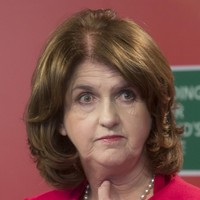 Joan Burton will decide her fate as Labour leader after a government is formed