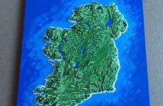 A guy has designed this amazing map of Ireland for people to 3D print