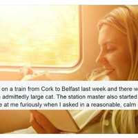 Irish Rail encouraged people to take a relaxing break but were hilariously ripped to shreds