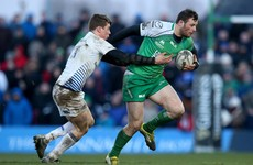 Henshaw at fullback as Connacht makes seven changes for Ulster trip