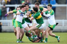 League schmozzle earns Kerry and Donegal €5,000 fine each