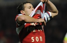 That's for you, son: Doncaster striker Billy Sharp scores days after death of 2-day-old son