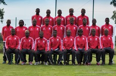 German football team post 'blackface' photo in response to racist attacks