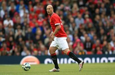 Jaap Stam is angling for a move back to England
