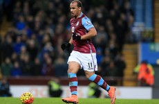 'I didn't want it to become a circus': Villa suspend Agbonlahor over shisha photo