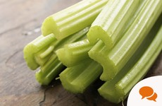 Celery is great for the body - good thing growing it has never been easier