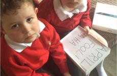 This Irish comedian's April Fools' prank on his kids has gone global