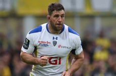 Jamie Cudmore is on the move after 11 years with Clermont Auvergne