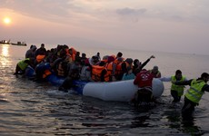 Ireland is nowhere near close to settling its share of Syrian refugees