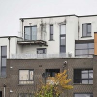 Priory Hall residents sign leases for temporary housing