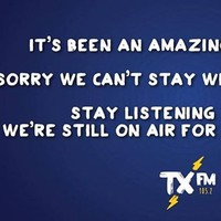 A TXFM presenter has just penned a lovely tribute to the station and its listeners
