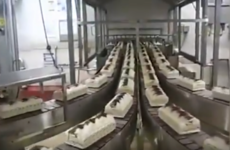This video of Vienetta being made is deliciously satisfying