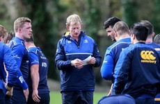 'In theory it's not must win against Munster but it's an important game nonetheless'