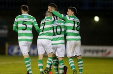 Miele leads sharp Shamrock Rovers to win over Galway