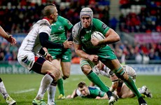 'We don't talk about moral victories': Lam realistic but positive after Connacht defeat