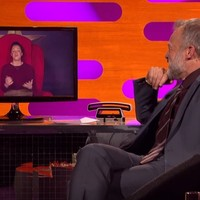 Everyone was cracking up at this morto red chair story on Graham Norton