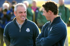 'No guarantees McIlroy will complete a career Grand Slam' — McGinley