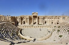 Mass grave found among ancient ruins taken from Islamic State