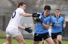 Dublin clinch Leinster U21 three-in-a-row after extra-time success over Kildare