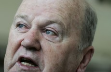 Noonan: 'I'm not too pleased that Anglo is being paid back'