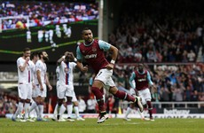 Another magical Payet moment but Delaney scores in controversial Palace comeback