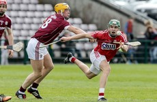Late goals rescue Cork hurlers and ensure Galway suffer setback of relegation