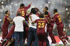 6, 6, 6, 6 - West Indies snatch T20 World Cup from England in dramatic fashion