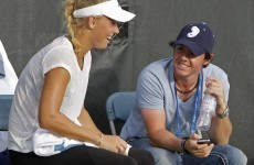 Love game: Five other sporting power couples for 'Wozzilroy' to ponder