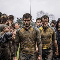 The pictures from Sunday's Provincial Towns Cup semi-final are gloriously muddy
