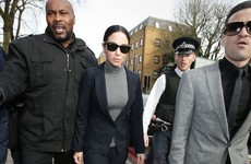 Tulisa broke down in tears over 'two glasses of wine' driving ban... It's The Dredge