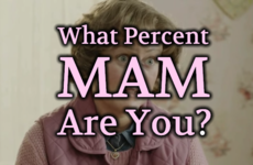 What Percent Mam Are You?