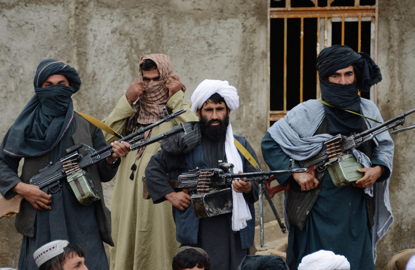 Google takes down Taliban propaganda app · TheJournal.ie