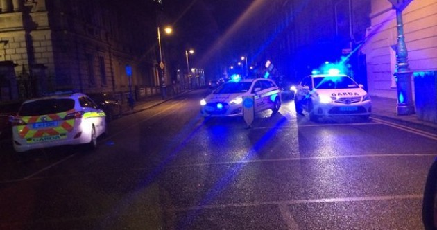 """He was using his shoe as a phone"": Friday night on patrol with a Dublin ambulance crew"