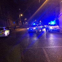 """""""He was using his shoe as a phone"""": Friday night on patrol with a Dublin ambulance crew"""
