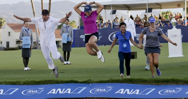 The best teenage athlete in the world right now? 18-year-old Lydia Ko wins her second Major